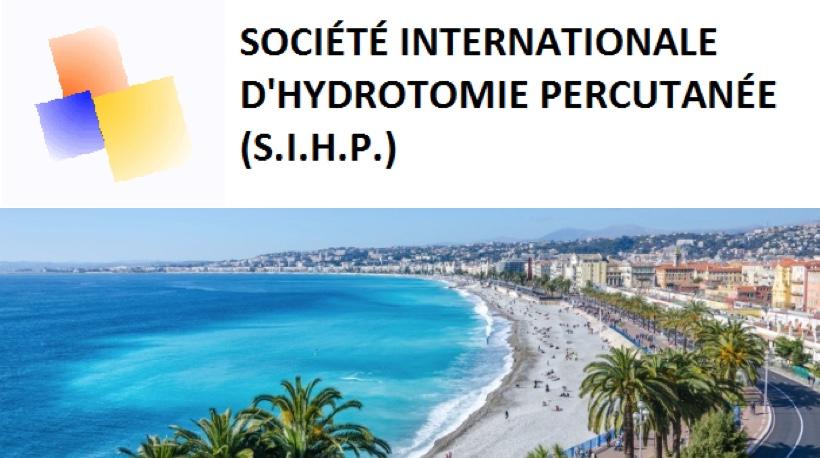 logo de la société internationale d'hydrotomie percutanée